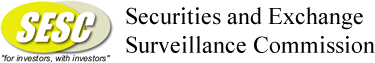 Securities and Exchange Surveillance Commission
